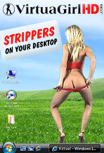 desktop exotic dancer